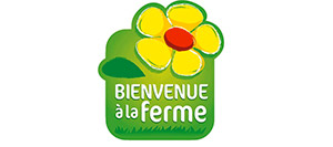 Label Bienvenue à la ferme de la Ferme Bel Air
